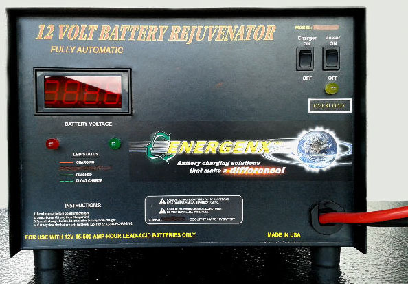 24a12 - 12 volt battery rejuvenator