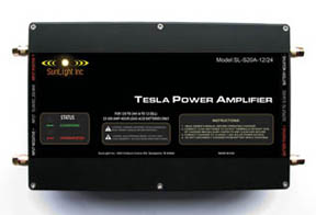 Tesla Power Amplifier