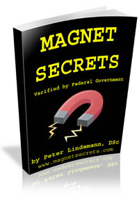 Magnet Secrets by Peter Lindemann